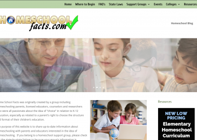 HomeschoolFacts.com