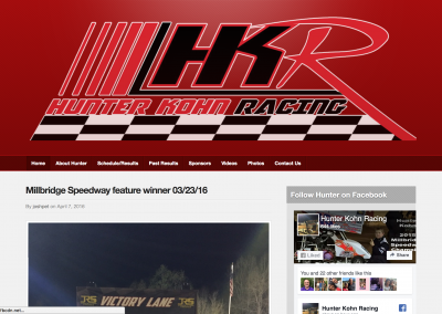 HunterKohnRacing.com