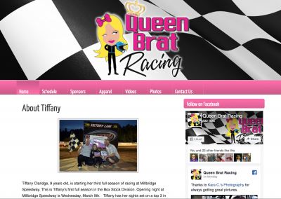 QueenBratRacing.com