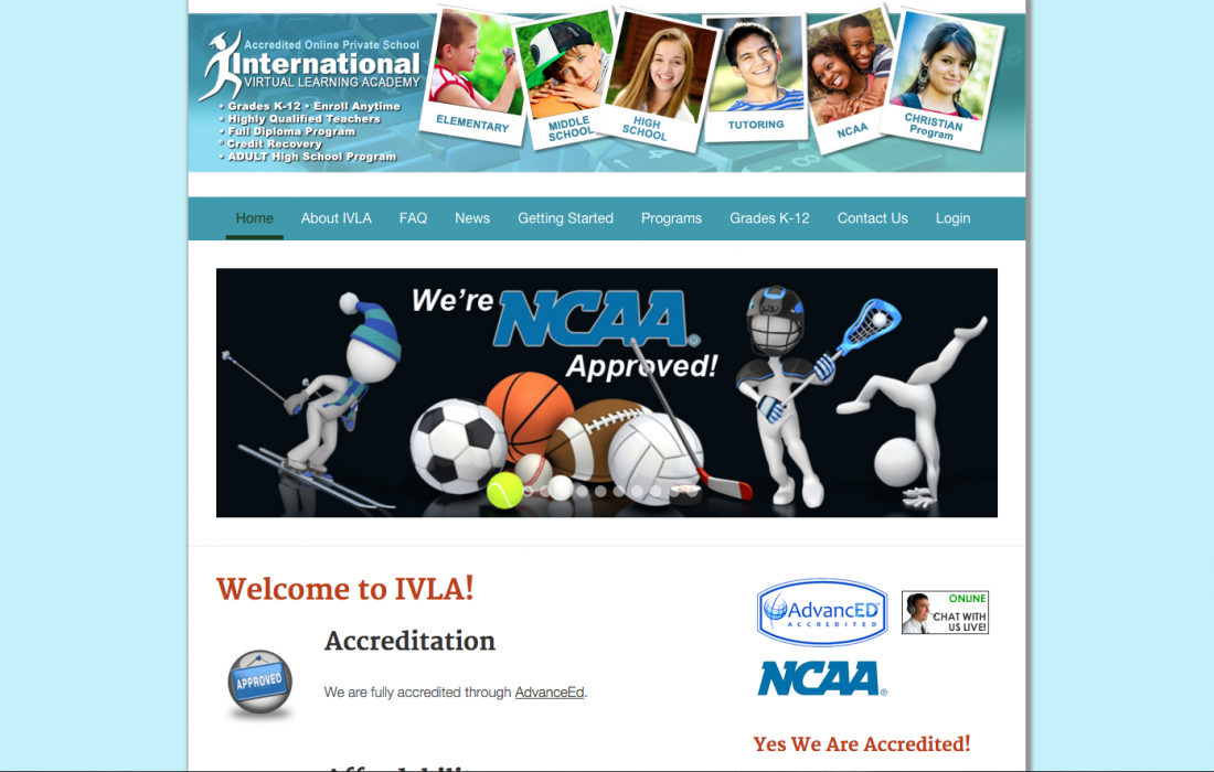 International Virtual Learning Academy