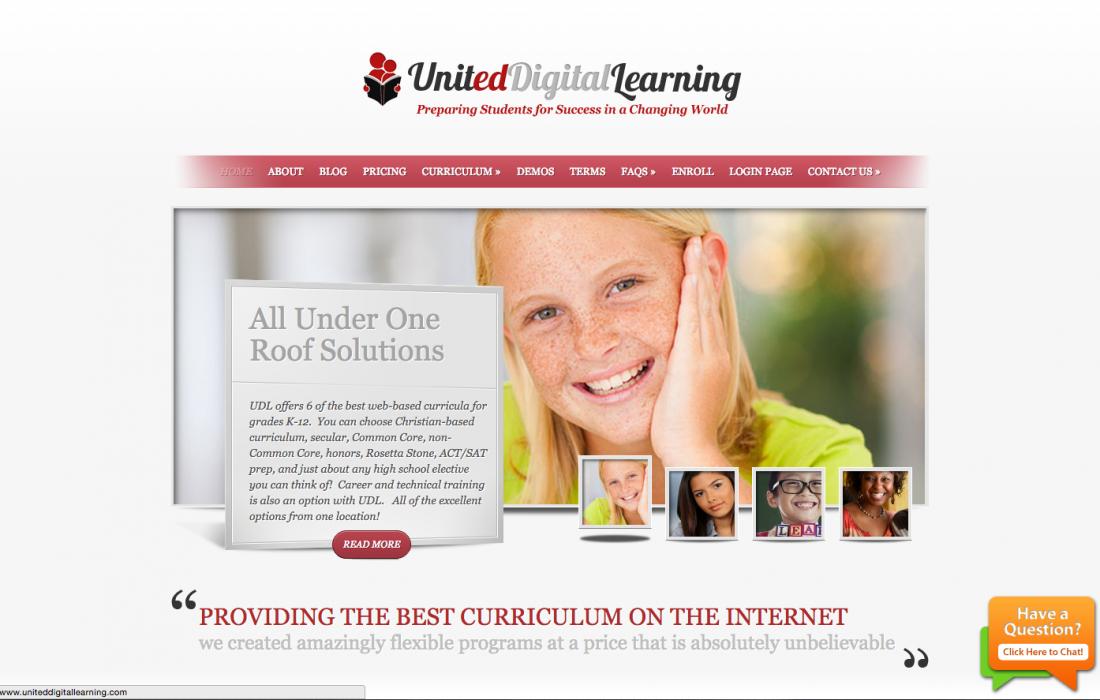 United Digital Learning